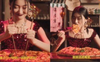 Se Dolce & Gabbana fanno arrossire la Cina