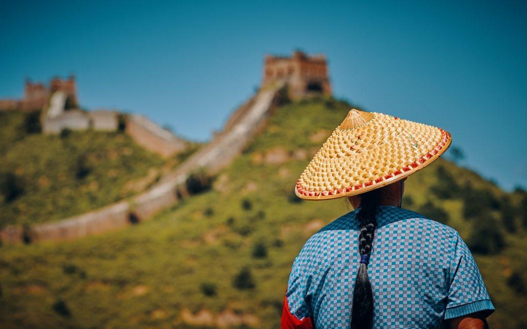 La grande muraglia mentale cinese
